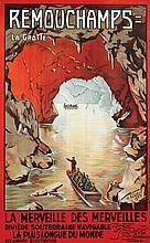 Poster by  Lieder - Remouchamps - La Grotte