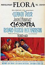 Posters (2) by Howard A.  Terpning - Movie: Elizabeth Taylor, Richard Burton in