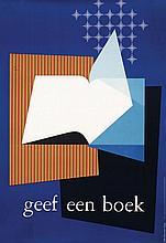 Posters (2) by Otto Treumann - Geef een boek