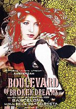 Poster by Marten Jongema - Boulevard of Broken Dreams Barcelona
