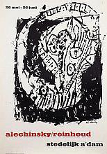 Poster by Willem J.H.B. Sandberg - alechinsky/reinhoud
