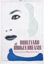 Poster by Marten Jongema - Boulevard of Broken Dreams