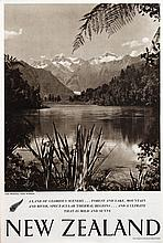 Poster by  Anonymous - New Zealand Lake Matheson