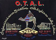 Poster by  Anonymous - O.T.A.L. Organisation for Touristic Hotels in Libya