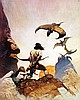 Poster by Frank Frazetta - Conan the Barbarian