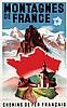 Poster by Max Ponty - Montagnes de France, Max Ponty, €240