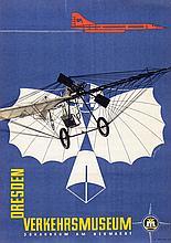 Poster by  Kotter - Verkehrsmuseum Dresden