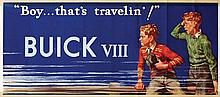 Poster by Frederic Stanley - Buick VIII