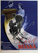 Poster by  Ring - Movie: Gerda Falk & Fritz Wagner in