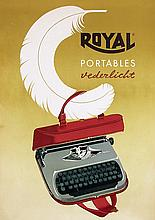 Poster by  Anonymous - Royal Portables vederlicht