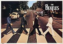 Poster by  Anonymous - The Beatles (Abbey Road)