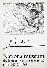 Poster by Pablo Picasso - Nationalmuseum Stockholm Picasso