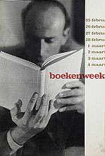 Posters (2) by Otto Treumann - boekenweek