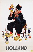 Poster by Arnold J. Molenaar - Holland
