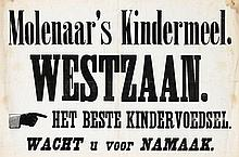 Posters (42) by  Various artists - Westzaan Molenaar's Kindermeel