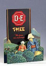 Poster by  Anonymous - Douwe Egberts Thee Het fijnste van de plantages