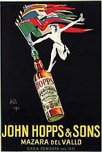 Poster by Mario Bazzi - John Hopps & Sons