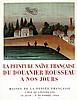 Poster by  Anonymous - La Peinture naïve Francaise du Douanier Rousseau
