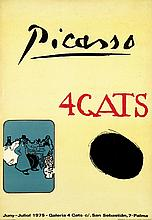 Poster by  Anonymous - Galeria 4 Cats Palma Picasso