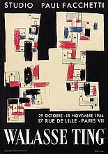 Poster by Walase Ting - Studio Paul Facchetti Walasse Ting