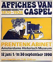 Poster by  Anonymous - Prentenkabinet Affiches Van Caspel