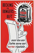 Poster by  Advertising Agency NPP - Becking en Bongers Ulft
