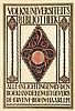 Poster by Otto van Tussenbroek - Volksuniversiteits Bibliotheek