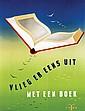 Posters (3) by Koen van Os - Vlieg er eens uit met een boek