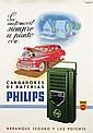 Poster by  Stentor - Philips Cargadores de Baterias