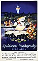 Poster by  Advertising Agency Van Houten - Apeldoorns Avondsprookje Berg en Bos
