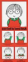 Poster by Dick Bruna - een bril is best leuk