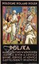 Poster by Stefan J. Norblin - Polska Divine Service at Lowicz