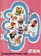 Poster by  Sedivy - Tschechoslowakei mit CSA