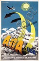 Poster by  Jan Lewitt (1907-1991)/George Him (1900-1982) - AOA to USA