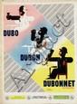 Poster by A.M. Cassandre - Dubo Dubon Dubonnet