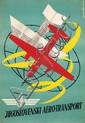 Poster by Jyrowtamna Beorpah - JAT Jugoslovenski Aero-Transport