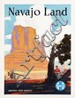 Poster by  Elms - Sante Fe. Navajo Land