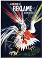 Poster by Arne Ungermann - Nordisk Reklame Kongres