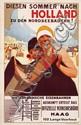 Poster by Joseph Rovers - Niederländische Eisenbahnen Diesen Sommer nach Holland