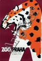 Posters (2) by  Illegible signature - Zoo Praha