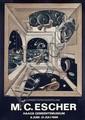 Posters (3) by Maurits C. Escher - Grafiek en Tekeningen