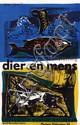 Posters (2) by Dick Elffers - tentoonstelling dier en mens