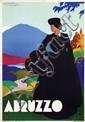 Poster by Giulio Ferrari - Abruzzo