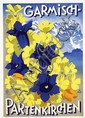 Poster by Edwin H. Henel - Garmisch-Partenkirchen