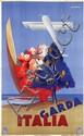 Poster by Giuseppe Riccobaldi - Italia Garda