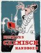 Poster by A. van der Linden - Kluwer's Chemisch Handboek