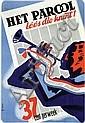 Poster by  Zipper - Het Parool léés die krant!