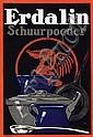 Poster by  Initials E.L. - Erdalin Schuurpoeder