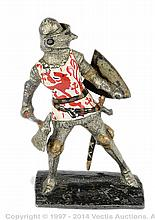 Richard Courtenay - Foot Knight, Sir John Havel