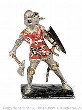 Richard Courtenay - Foot Knight, Sir Roger ?